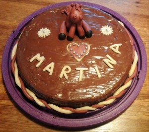 Martina-Pferd
